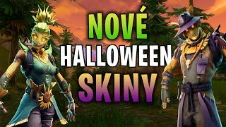 😍 HALLOWEEN SKINS IN THE SHOP! 😱 | FORTNITE (CZ/SK)