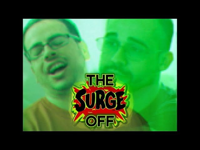 Surge Drink Commercial Parody