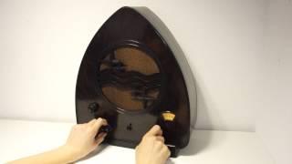 Philips 930A antique / vintage radio 1931/1932