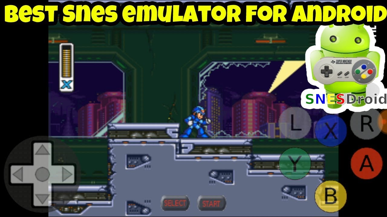 SNES emulator on Android Archives