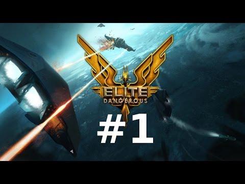 Elite : Dangerous - Episode 1 : Say Captain, Say What