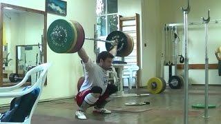 Torokhtiy Oleksiy (snatch 200kg)