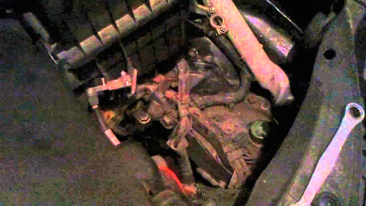 VW Polo power steering pumptank location  YouTube