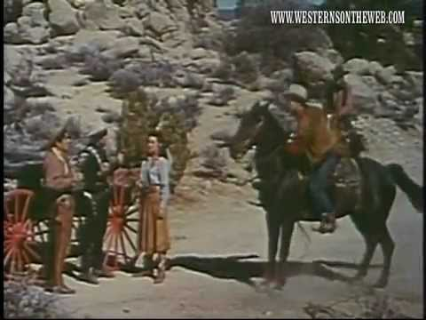 Cisco Kid Pancho Hostage FULL EPISODE