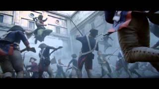 Assassins creed unity клип