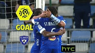 Video Gol Pertandingan SC Bastia vs Olympique Marseille