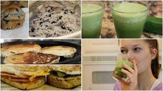 Healthy Breakfast Ideas (Gluten Free!)