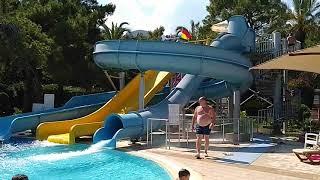 Отель Catamaran Resort 5 */Бельдиби- вся правда об отелях Турции.