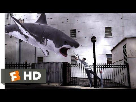 Sharknado 1010 Movie   Chainsaw vs Jaws 2013 HD