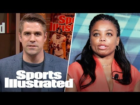 Former ESPN Colleague Defends Jemele Hill Amidst Controversy With Donald Trump | Sports Illustrated