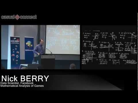 Mathematical Analysis of Games | Nick Berry