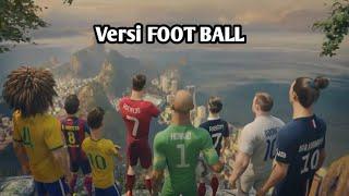 Download Nike football versi dj papa muda geleng geleng keringetan pusing jadinya