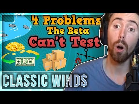 "Asmongold Reacts to ""4 Problems The Classic Beta Can't Test"" by Classic Winds"