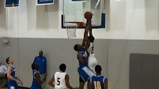 Know Who You Jumpin With!! James Demery KILLS Defender