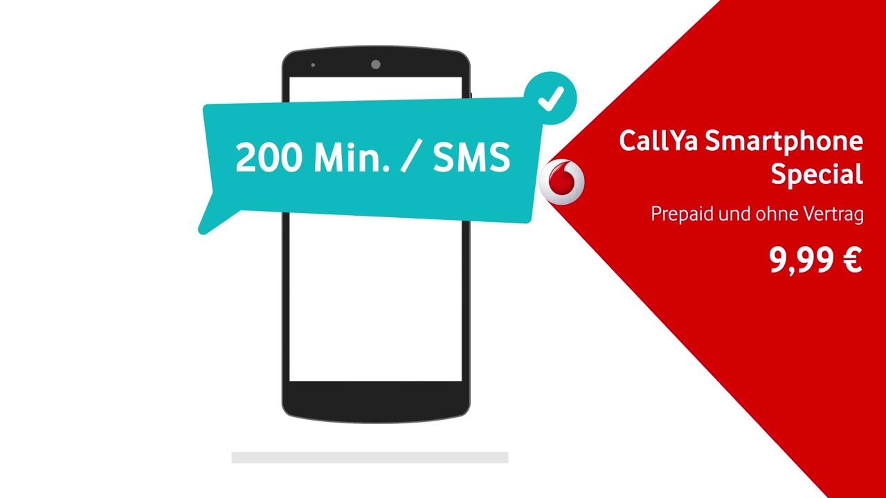 Vodafone Callya Smartphone
