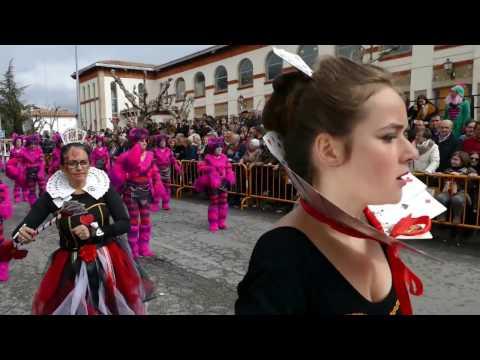 Carnaval Provincial Cebreros