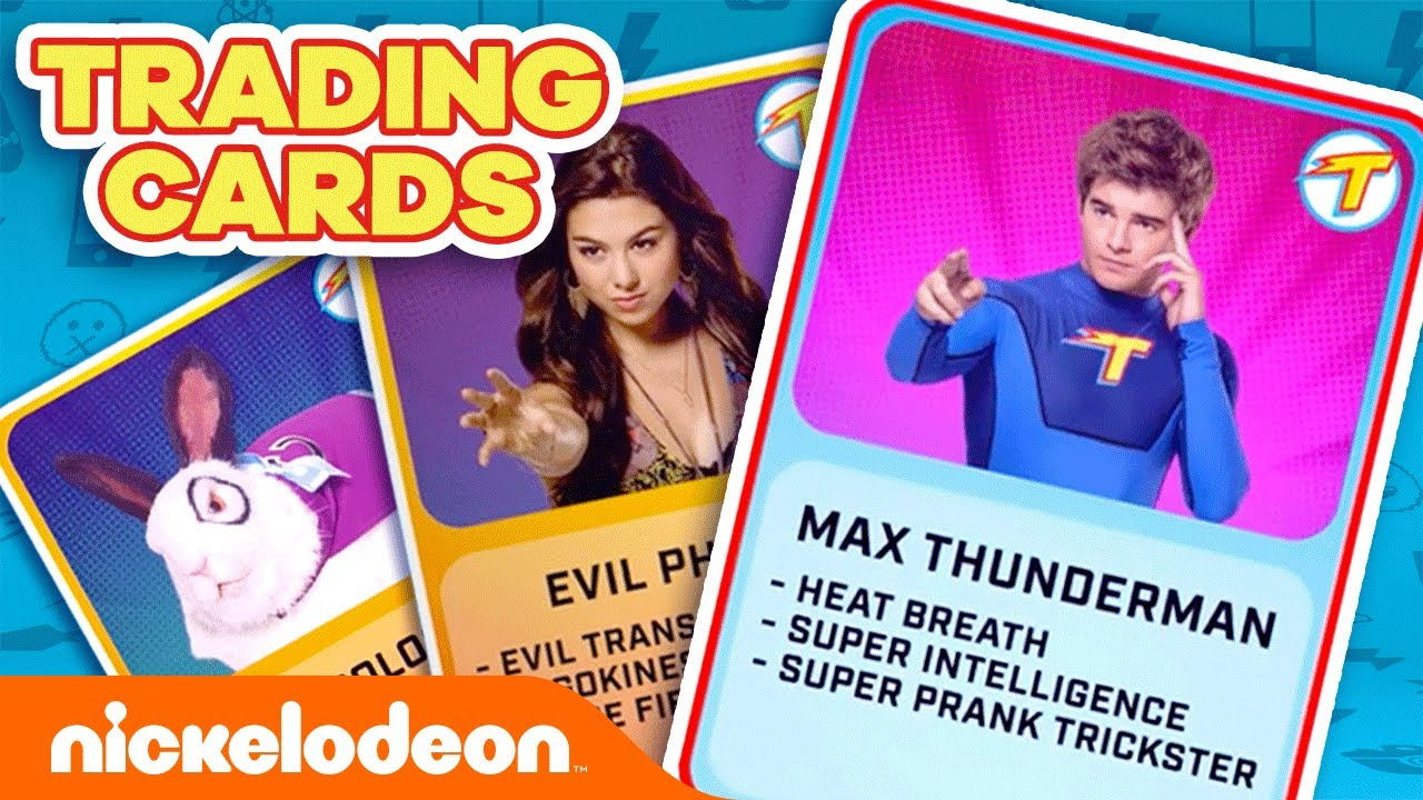 Download The Thundermans: The Trading Card Game ⚡️   Heroes vs. Villains
