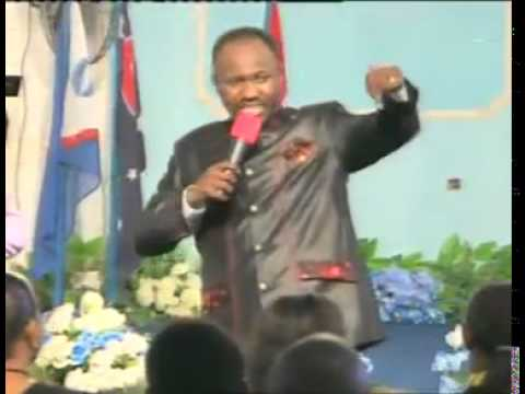 Apostle Johnson Suleman I Refuse To Die 1of2 Youtube