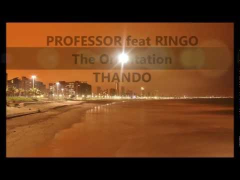 THANDO Professor feat Ringo