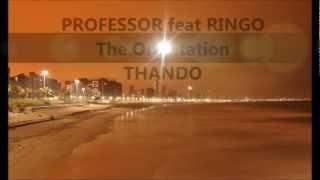 THANDO Professor feat Ringo
