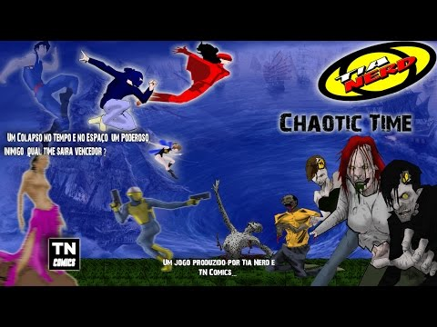 greg vs chat - Resistência no Tempo!