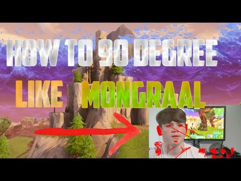 HOW TO 90 DEGREE TURN LIKE MONGRAAL (Sry Mongraal)