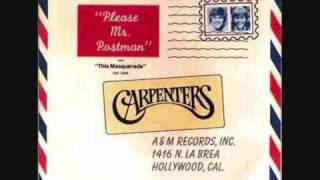 The Carpenters  - Please Mr Postman
