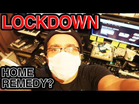 THE JUNGLIST FLU BOMB ? | My Daily Lockdown drink