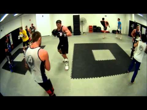 Chad and Drew - BROTHERHOOD Strength Republic Sparring