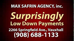 Low Cost Auto Insurance, Irvington,  New Jersey   Max Safrin Agency