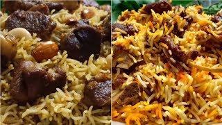 Mutton Mandi Aur Mutton Biryani Recipe | Easy Indian And Arabian Biryani | Eid ul Adha Special