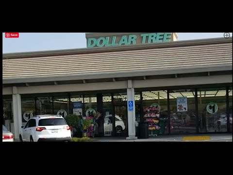 Live At Dollar Tree-FULL STORE WALK THROUGH