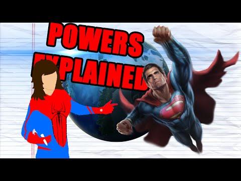 Why Does SUPERMAN Have Powers? - Science Behind Superheroes
