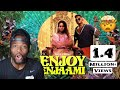 Dhee ft. Arivu - Enjoy Enjaami Prod. Santhosh Narayanan REACTION