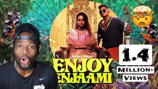 Dhee ft. Arivu - Enjoy Enjaami (Prod. Santhosh Narayanan) (REACTION)