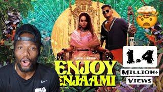 Download Dhee ft. Arivu - Enjoy Enjaami (Prod. Santhosh Narayanan) (REACTION)