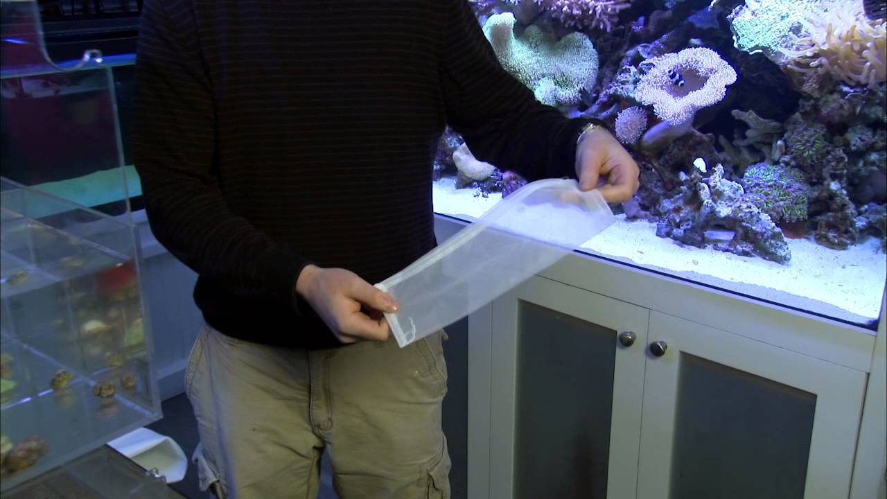 What Type Of Material Are Aquarium Filter Bags Made Out Help You