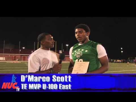 NUC 2013: U-100 East D'Marco Scott Interview