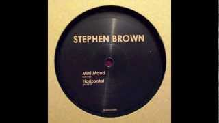 Stephen brown - Mini mood
