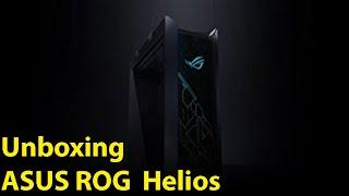 Unboxing Asus ROG  Helios