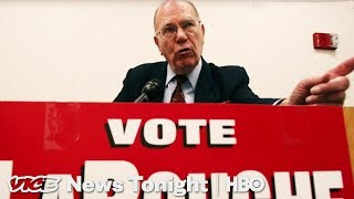Lyndon Larouche: The Conspiracy Theorist Who Ran For President 8 Times (HBO)
