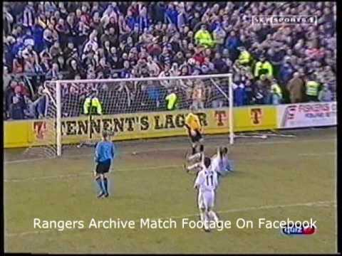 Shota Arveladze: Scoring for Rangers