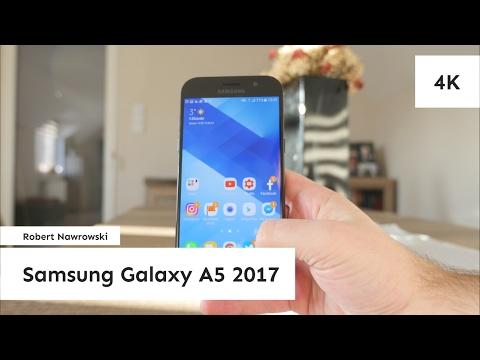 Samsung Galaxy A5 2017 Pierwsze wrażenia | Robert Nawrowski