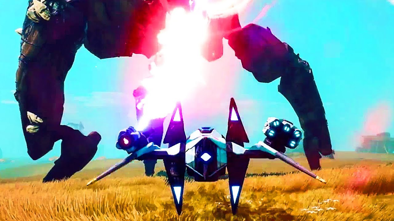 STARLINK : Battle for Atlas Bande Annonce Finale (2018) PS4 / Xbox One / Switch
