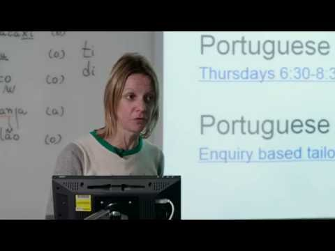 An Introduction To Brazilian Portuguese At City, University Of London