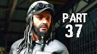 Watch Dogs Gameplay Walkthrough Part 37 - Unstoppable Force (PS4)