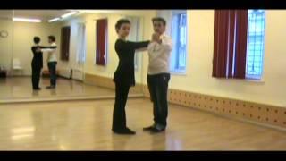свадебный танец урок 3