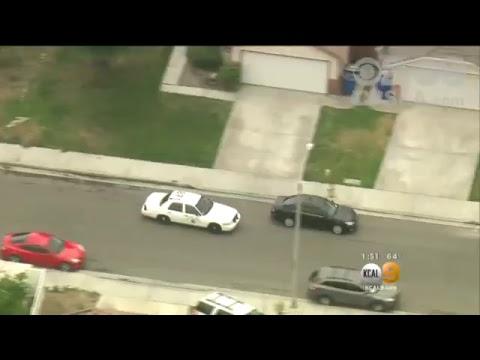 WATCH LIVE: Police Pursuit