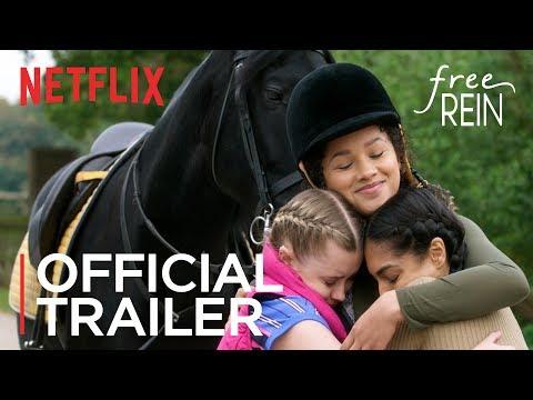 Free Rein | Official Trailer [HD] | Netflix