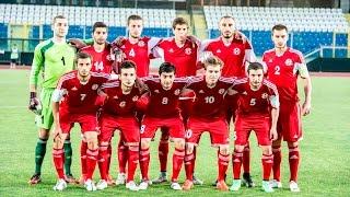 SAN MARINO 0-3 GEORGIA U21